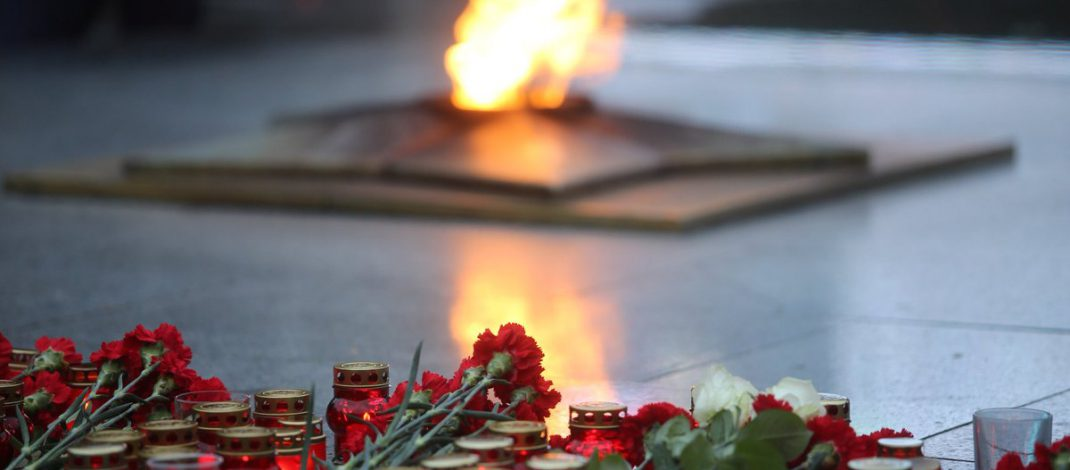 Мероприятия посвященные Дню памяти и скорби.
